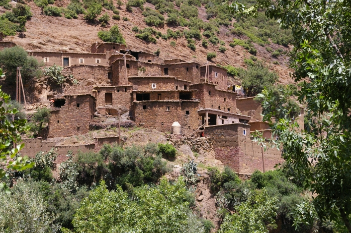 berbere - Akal Amazigh Berbere Land Img5826-ourika_berbere_village_%281%29