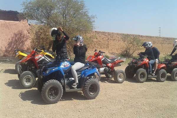 Balade Quad Marrakech