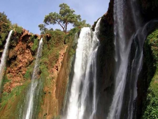 Excursion les cascades ouzoud